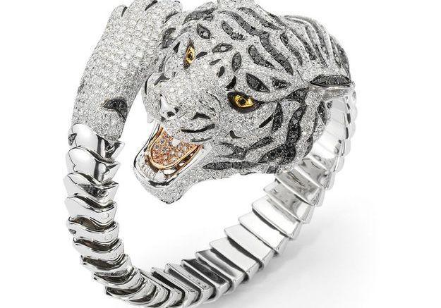 Bracelet diamant noir Roberto Coin