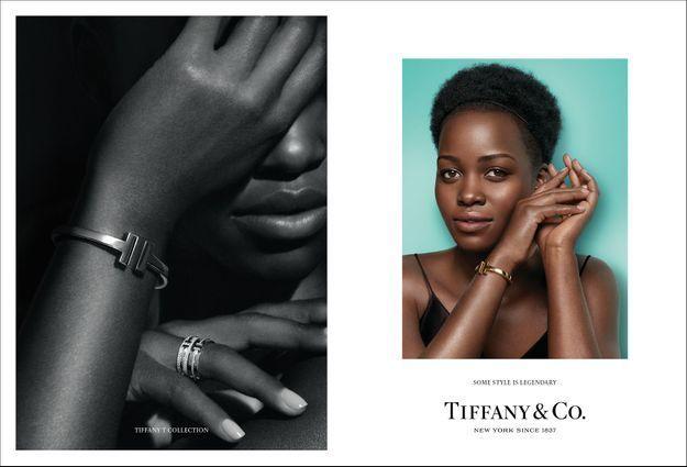 Lupita Nyong'o pour Tiffany & Co