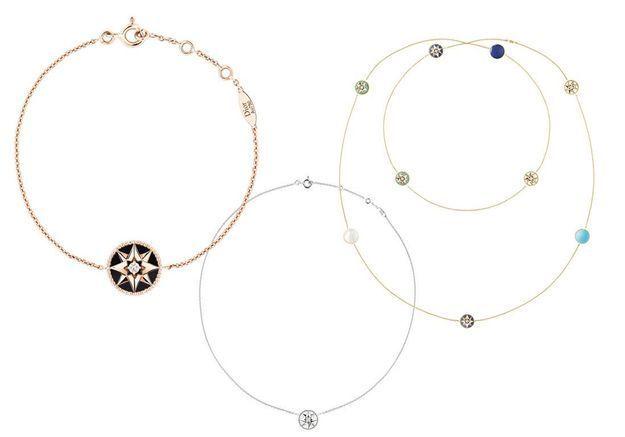 L'instant mode : la poésie de la collection « Rose des vents » de Dior
