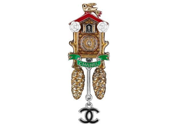 Les plus beaux bijoux Chanel Métiers d'art Paris-Salzbourg
