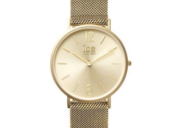 Montre dorée Ice Watch