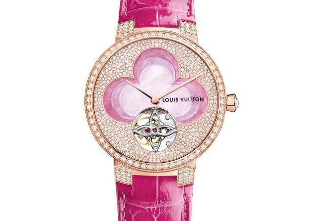 Montre luxe Louis Vuitton