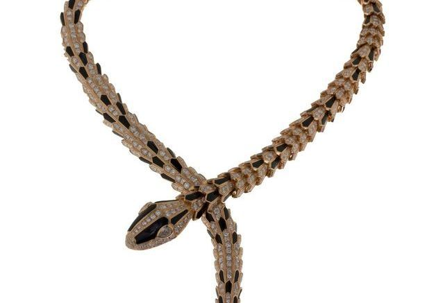 Collier Serpenti Bulgari