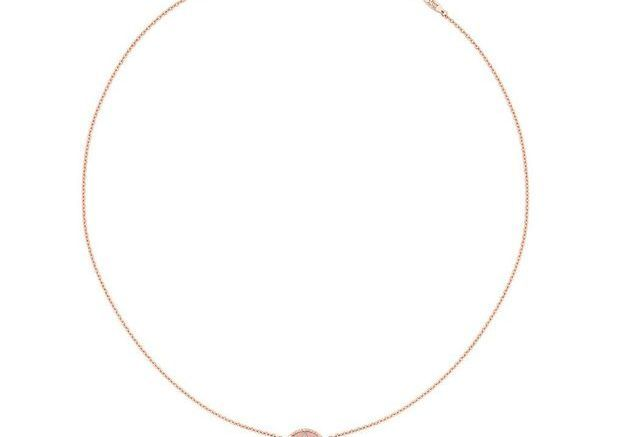 Collier or rose Dior Joaillerie