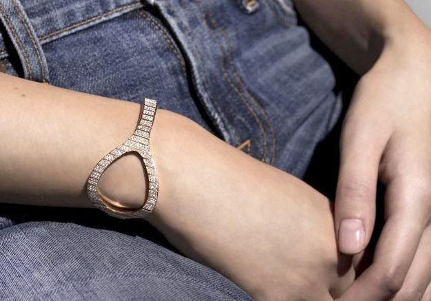 Quand Lise Vanrycke réinvente son bracelet Styloïde en version luxe