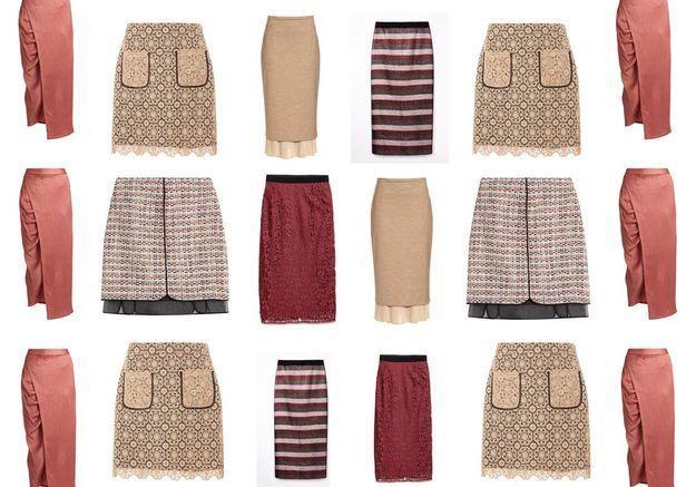 23 jupes taille haute pour un été stylé