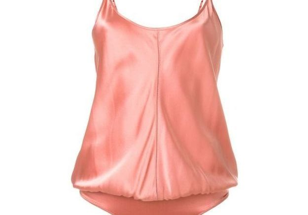 Body en satin T By Alexander Wang