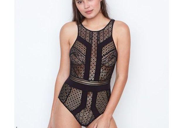 Body sexy noir Etam