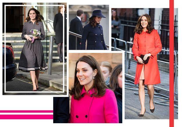 8 pièces que l'on pique volontiers à Kate Middleton