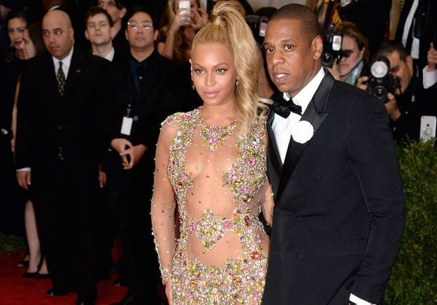 Beyoncé : son incroyable robe de mariée pour renouveler ses vœux de mariage avec Jay-Z