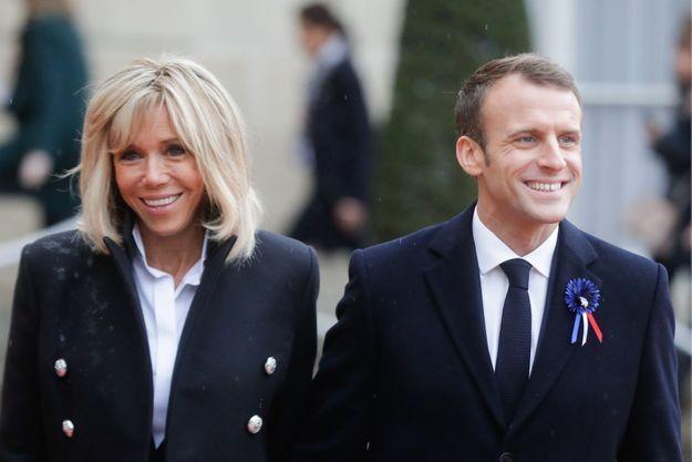 Un couple présidentiel très complice