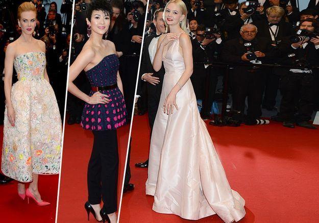 Cannes 2013 : quelle star porte le mieux les robes Dior Haute Couture?