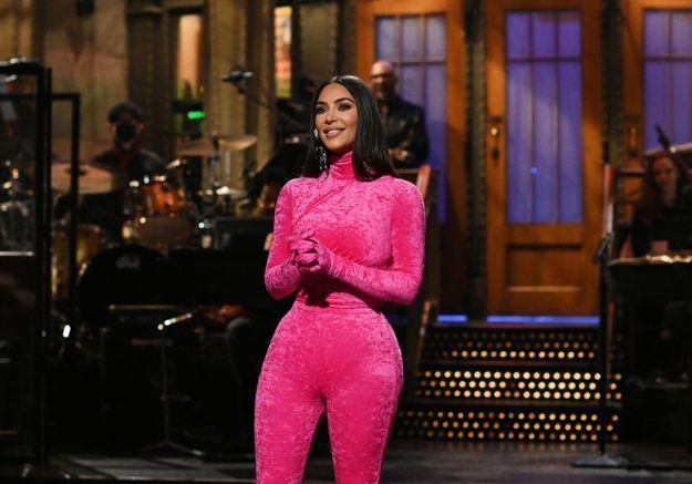 Kim Kardashian a jeté son dévolu mode sur cette maison française