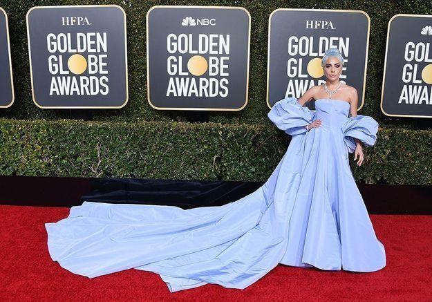 Lady Gaga : le mystère de sa robe Valentino haute couture oubliée à l'hôtel