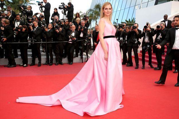 Chiara Ferragni au Festival de Cannes 2018