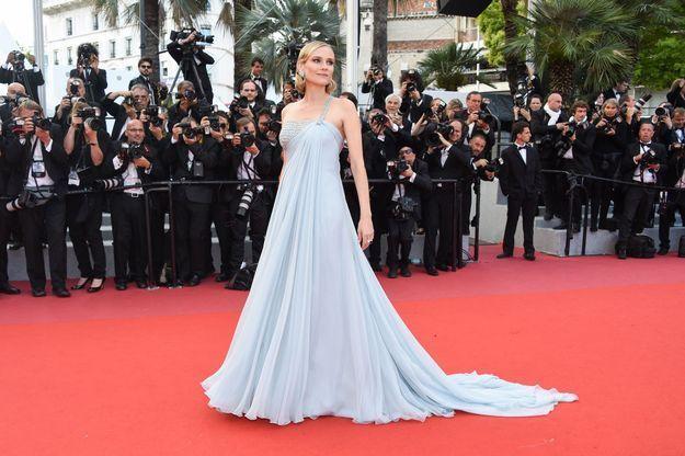 Diane Kruger au Festival de Cannes 2018
