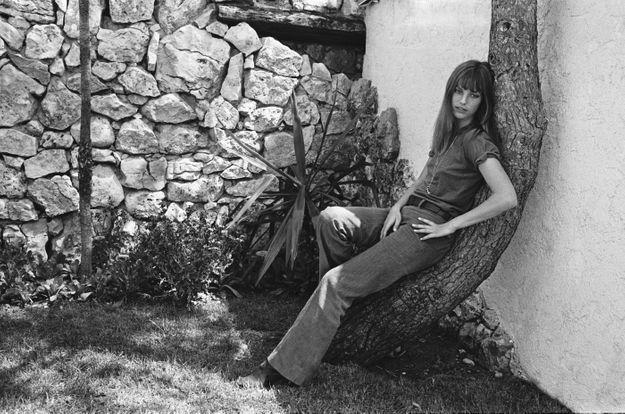 La ceinture de taille de Jane Birkin
