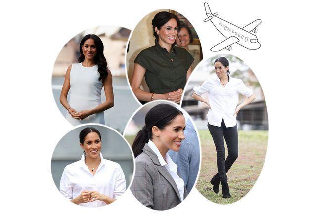 Meghan Markle : ses plus beaux looks pour son voyage officiel en Nouvelle-Zélande