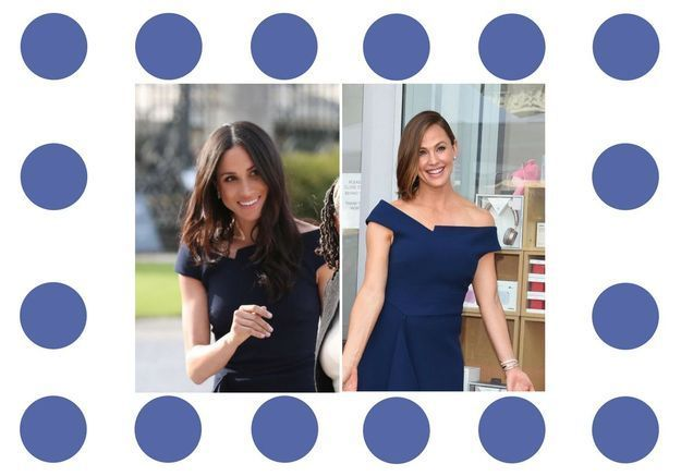 Meghan Markle vs Jennifer Garner : qui porte le mieux la robe bleue ?