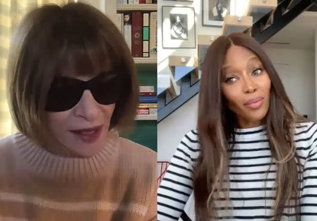 Naomi Campbell : Anna Wintour lui révèle un secret étonnant sur sa première couverture de Vogue