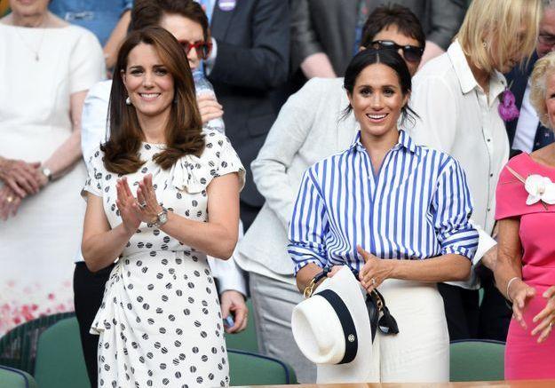Pourquoi Meghan Markle ne portait-elle pas son chapeau à Wimbledon comme le veut le protocole ?