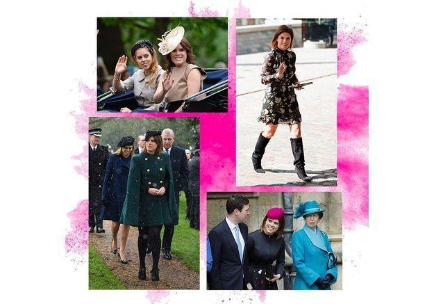 Princesse Eugenie toujours mal habillée ? 10 looks qui prouvent le contraire