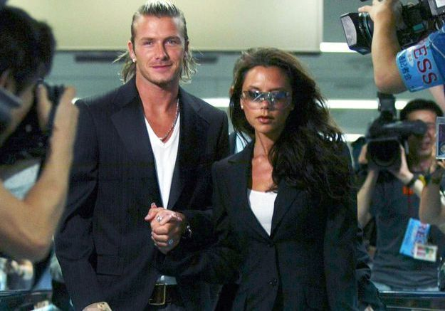 Quand Victoria et David Beckham s'unissent par les liens de la mode