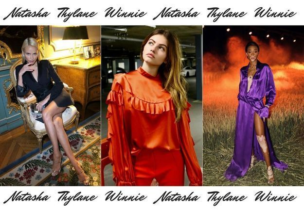 Quel est le point commun entre Thylane Blondeau, Natasha Poly et Winnie Harlow ?