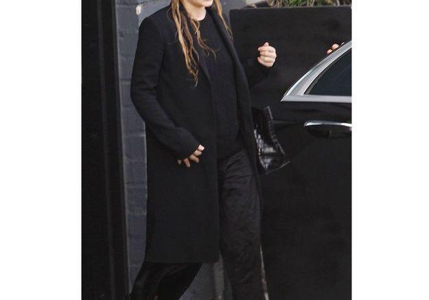 Les Birkenstock d'Ashley Olsen