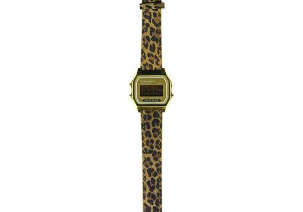 Montre léopard Non Comestible