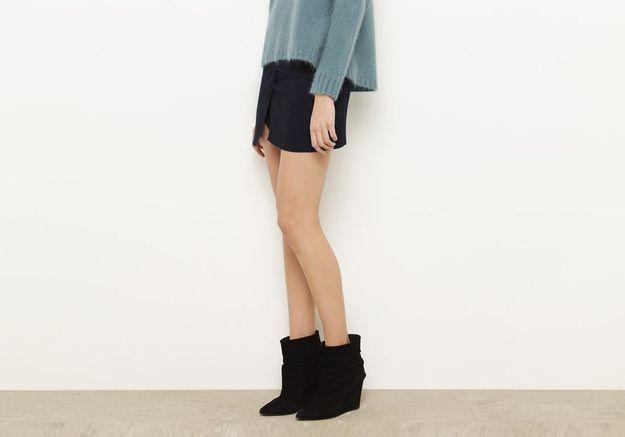 Quelles bottes pour quelle jupe?