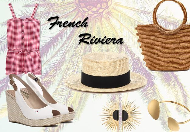 Cannes : 3 looks pour adopter le « French riviera style »