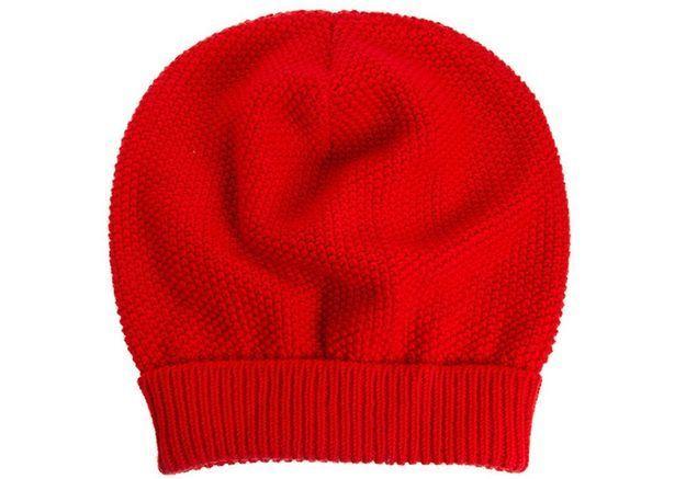 Asos bonnet rouge