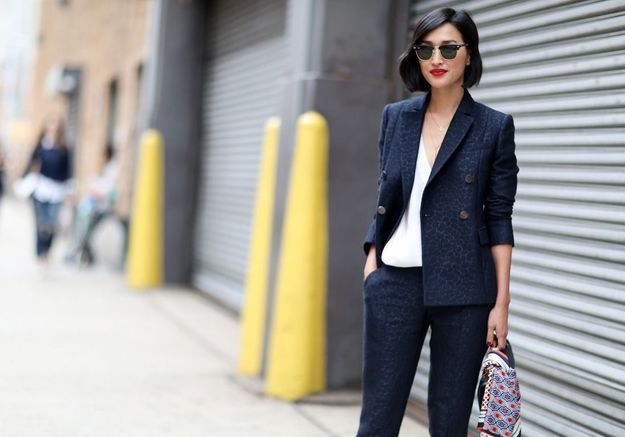 Tenue Pour Le Bureau : Tenue de bureau quel look adopter pour aller au bureau elle
