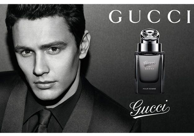 Elle réalise son premier parfum pour homme Gucci by Gucci