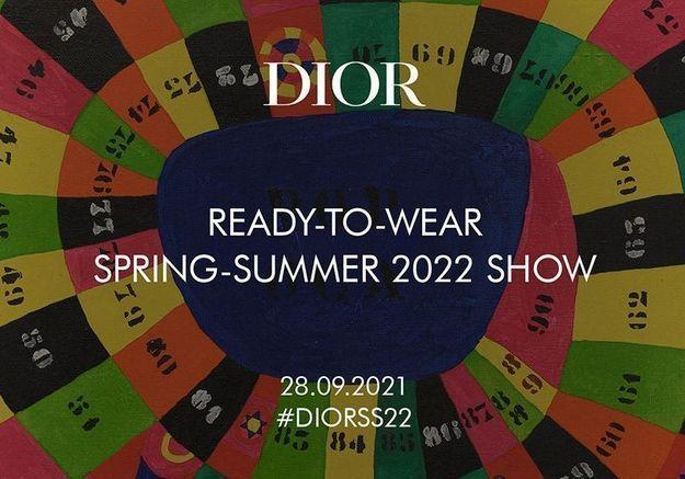 Défilé Dior printemps-été 2022 : suivez le show en direct