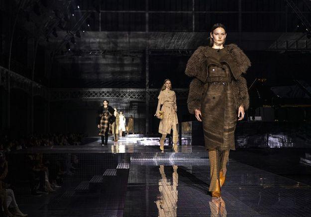 Fashion Week de Londres : Brexit, Covid-19 et mode non genrée