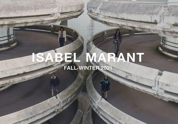 Fashion Week de Paris : suivez le défilé Isabel Marant en direct