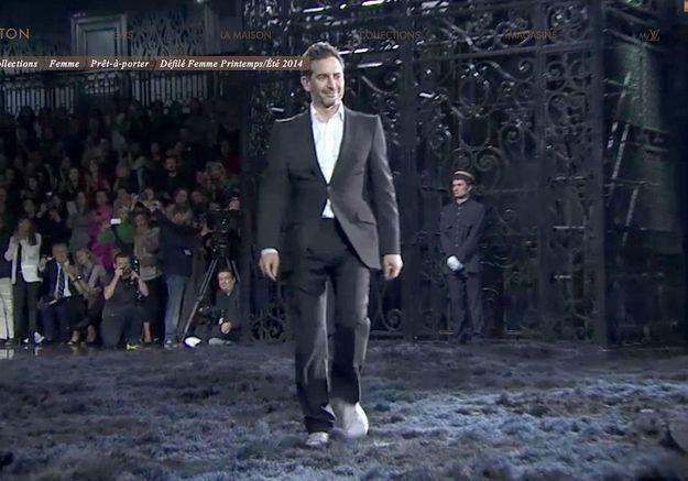 Marc Jacobs chez Louis Vuitton, c'est fini
