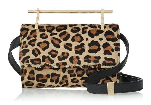 Sac léopard, M2Malletier