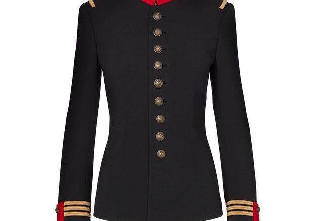 La veste d'officier