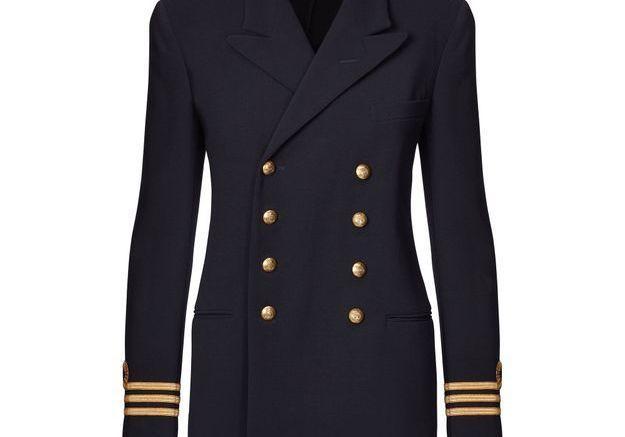 La veste marine