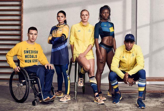 La Suède, par H&M