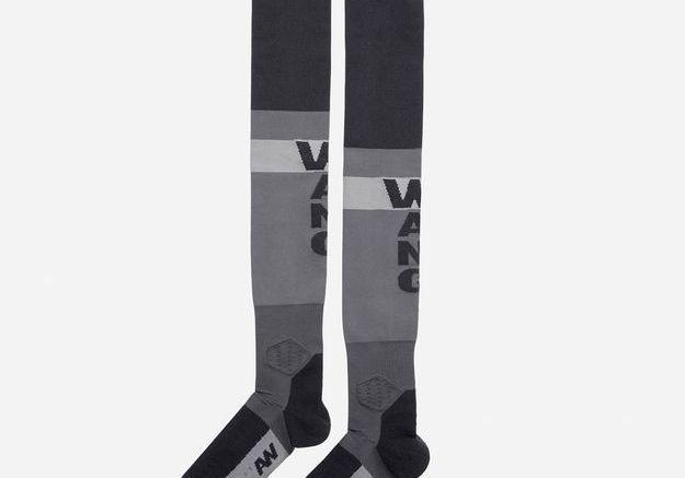 Chaussettes Alexander Wang pour H&M