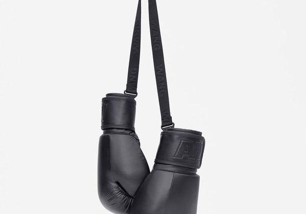 Gants de boxe Alexander Wang pour H&M
