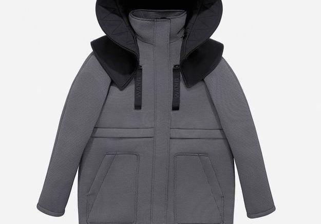 Parka Alexander Wang pour H&M