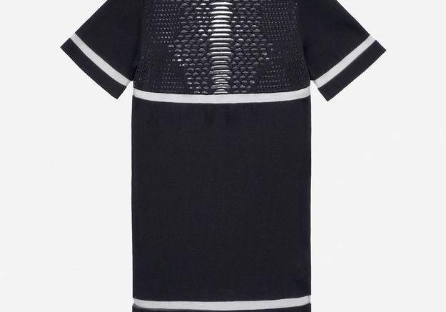 Robe ajourée Alexander Wang pour H&M