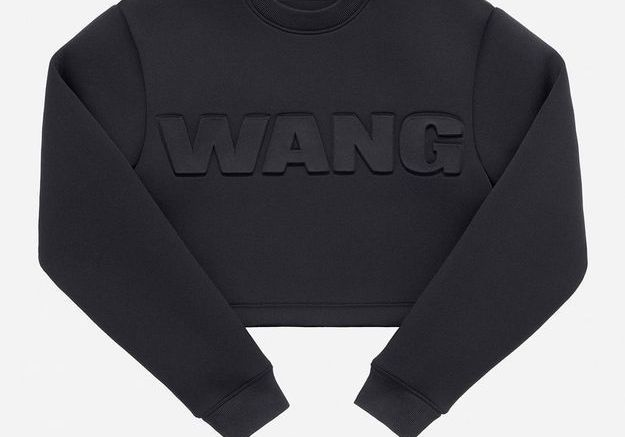 Sweat court #2 Alexander Wang pour H&M