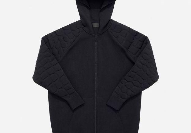 Veste à capuche Alexander Wang pour H&M
