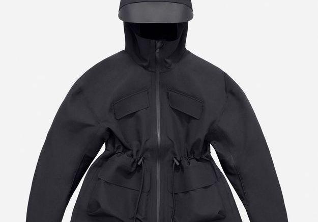 Veste coupe-vent Alexander Wang pour H&M